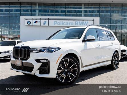 2022 BMW X7 xDrive40i (Stk: 2J08150) in Brampton - Image 1 of 21