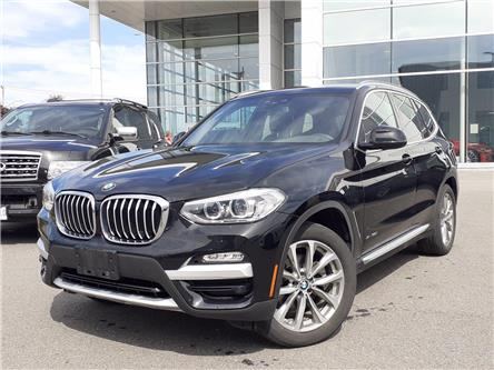 2018 BMW X3 xDrive30i (Stk: P10059) in Gloucester - Image 1 of 13