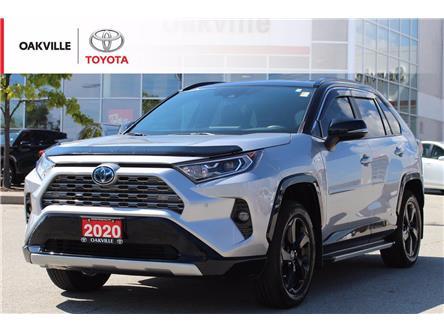 2020 Toyota RAV4 Hybrid XLE (Stk: LP7682) in Oakville - Image 1 of 19