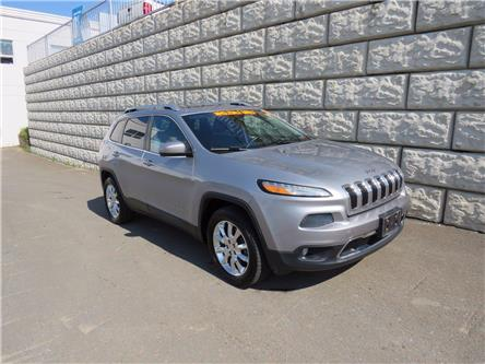 2014 Jeep Cherokee Limited, Back Up Cam, AC, Cruise (Stk: D20036A) in Fredericton - Image 1 of 24