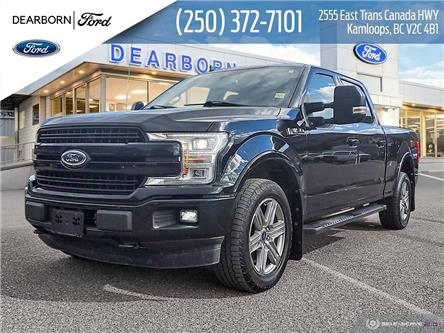 2019 Ford F-150 Lariat (Stk: TM316A) in Kamloops - Image 1 of 26