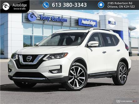 2018 Nissan Rogue SL (Stk: A0854) in Ottawa - Image 1 of 27