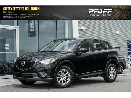 2015 Mazda CX-5 GX (Stk: S01163A) in Guelph - Image 1 of 12