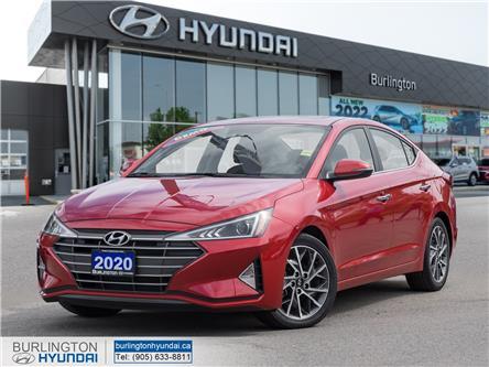 2020 Hyundai Elantra Luxury (Stk: U1073) in Burlington - Image 1 of 23