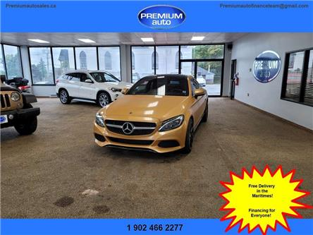 2017 Mercedes-Benz C-Class Base (Stk: 415686) in Dartmouth - Image 1 of 20