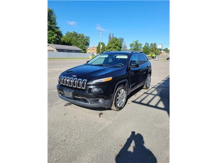 2017 Jeep Cherokee Limited (Stk: 21114B) in Espanola - Image 1 of 5