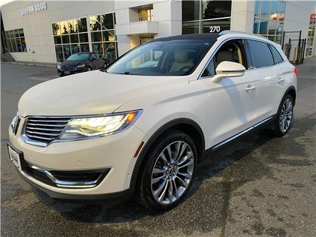 2016 Lincoln MKX Reserve (Stk: 216982A) in Vancouver - Image 1 of 26