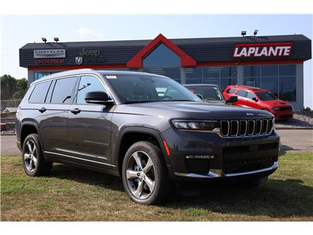2021 Jeep Grand Cherokee L Limited (Stk: 21189) in Embrun - Image 1 of 25