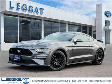 2021 Ford Mustang  (Stk: 21M1155) in Stouffville - Image 1 of 19