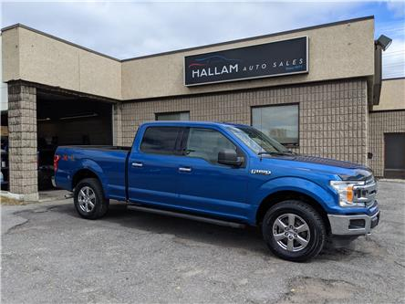 2018 Ford F-150 XLT (Stk: ) in Kingston - Image 1 of 15