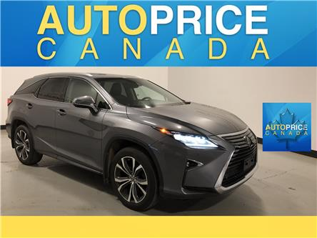 2018 Lexus RX 350L Luxury (Stk: W3107) in Mississauga - Image 1 of 28