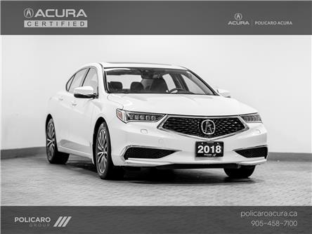 2018 Acura TLX Tech (Stk: 801098T) in Brampton - Image 1 of 26