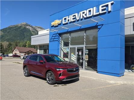 2021 Buick Envision Avenir (Stk: MD170729) in Fernie - Image 1 of 11