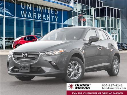2021 Mazda CX-3 GS (Stk: 17552) in Oakville - Image 1 of 23