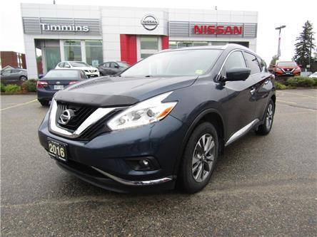 2016 Nissan Murano  (Stk: X-82) in Timmins - Image 1 of 14