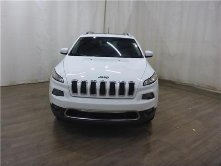 2017 Jeep Cherokee Limited (Stk: 21082762) in Calgary - Image 1 of 23