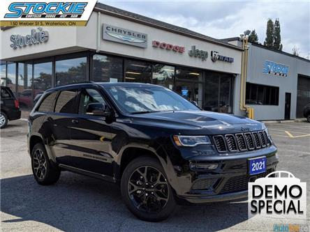 2021 Jeep Grand Cherokee Limited (Stk: 35983) in Waterloo - Image 1 of 14