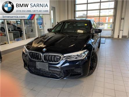 2019 BMW M5  (Stk: BU914) in Sarnia - Image 1 of 12