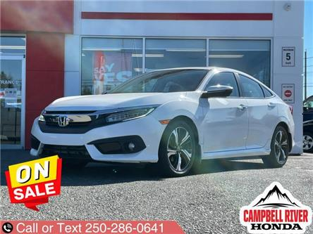 2016 Honda Civic Touring (Stk: UH105758) in Campbell River - Image 1 of 22
