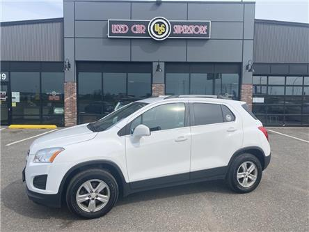 2016 Chevrolet Trax LT (Stk: UC4214) in Thunder Bay - Image 1 of 13