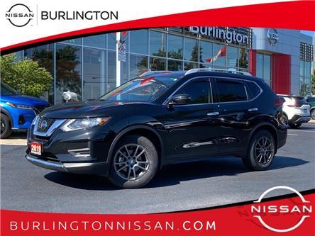 2019 Nissan Rogue S (Stk: B7053A) in Burlington - Image 1 of 16