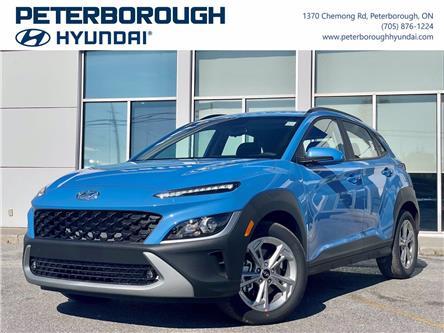 2022 Hyundai Kona 2.0L Preferred (Stk: H13101) in Peterborough - Image 1 of 30