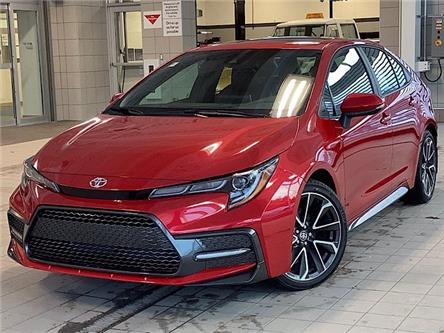 2022 Toyota Corolla Hatchback Base (Stk: 23205) in Kingston - Image 1 of 28