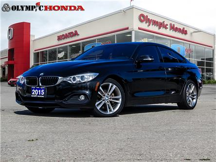 2015 BMW 428i xDrive Gran Coupe (Stk: V9463A) in Guelph - Image 1 of 25