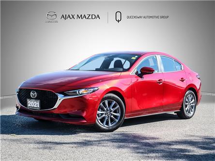 2021 Mazda Mazda3  (Stk: 21-1567A) in Ajax - Image 1 of 24