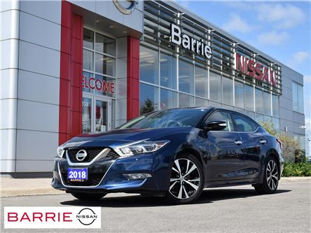 2018 Nissan Maxima  (Stk: P4880) in Barrie - Image 1 of 29