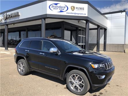 2021 Jeep Grand Cherokee Limited (Stk: 5M196) in Medicine Hat - Image 1 of 18