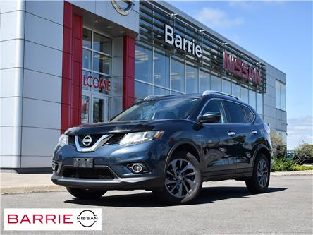 2016 Nissan Rogue  (Stk: P4875) in Barrie - Image 1 of 30
