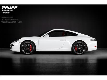 2015 Porsche 911 Carrera 4S (Stk: ) in Woodbridge - Image 1 of 20