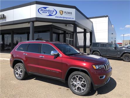 2021 Jeep Grand Cherokee Limited (Stk: 5M195) in Medicine Hat - Image 1 of 18