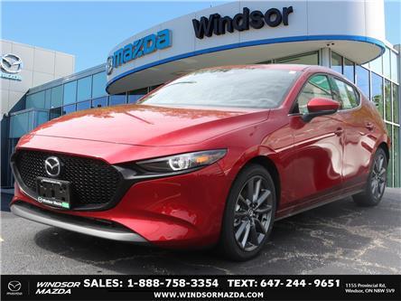 2021 Mazda Mazda3 Sport GT (Stk: M322059) in Windsor - Image 1 of 17