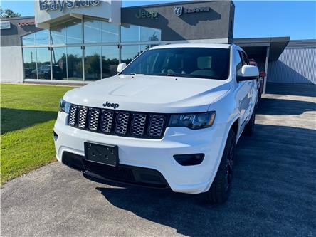 2021 Jeep Grand Cherokee Laredo (Stk: 21134) in Meaford - Image 1 of 20
