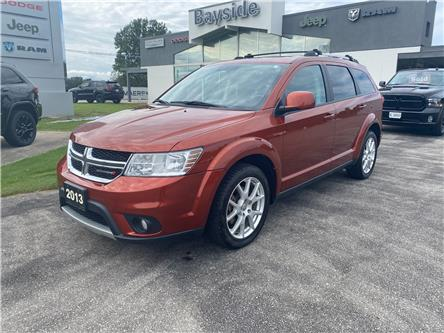 2013 Dodge Journey SXT/Crew (Stk: 68281A) in Meaford - Image 1 of 17