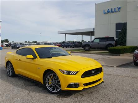 2015 Ford Mustang GT Premium (Stk: S10714A) in Leamington - Image 1 of 28