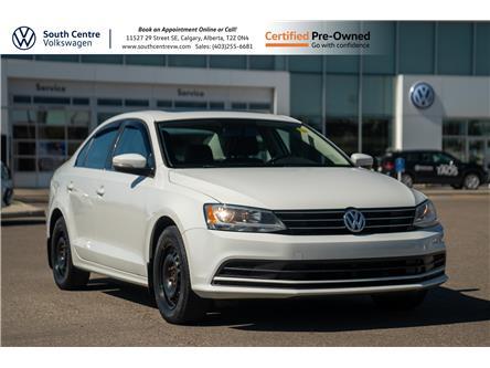 2015 Volkswagen Jetta 1.8 TSI Trendline+ (Stk: 10361A) in Calgary - Image 1 of 34