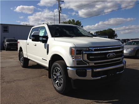 2022 Ford F-350 Lariat (Stk: 22004) in Wilkie - Image 1 of 22