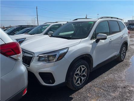 2021 Subaru Forester Convenience (Stk: S5824) in St.Catharines - Image 1 of 3