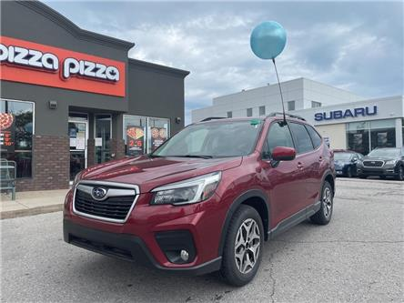 2021 Subaru Forester Convenience (Stk: S5870) in St.Catharines - Image 1 of 15