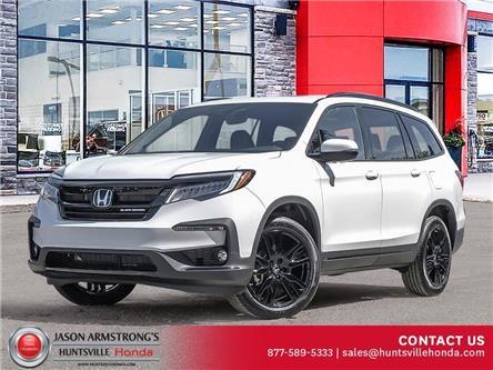 2021 Honda Pilot Black Edition (Stk: 221137) in Huntsville - Image 1 of 23