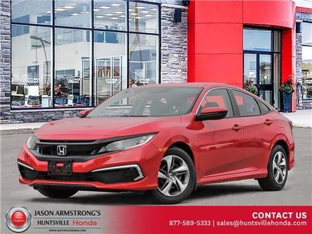 2021 Honda Civic LX (Stk: 221140) in Huntsville - Image 1 of 23