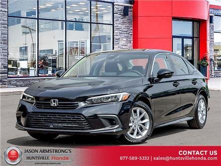 2022 Honda Civic EX (Stk: 222010) in Huntsville - Image 1 of 23