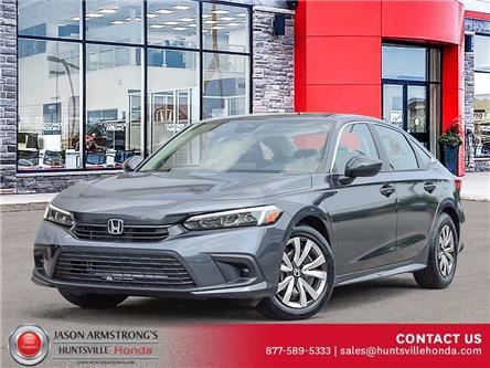 2022 Honda Civic LX (Stk: 222014) in Huntsville - Image 1 of 23
