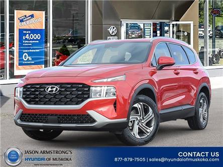 2021 Hyundai Santa Fe ESSENTIAL (Stk: 121-121) in Huntsville - Image 1 of 23