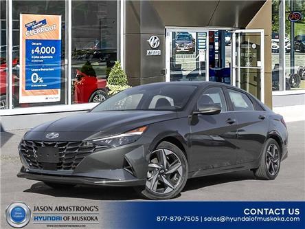 2021 Hyundai Elantra Ultimate (Stk: 121-134) in Huntsville - Image 1 of 23