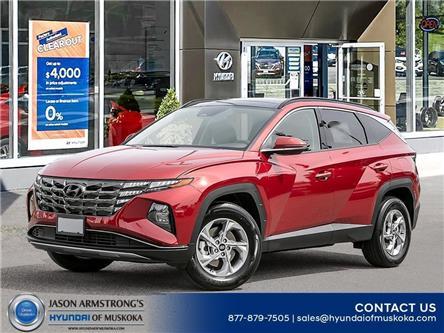 2022 Hyundai Tucson Preferred (Stk: 122-007) in Huntsville - Image 1 of 23