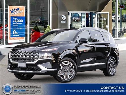 2022 Hyundai Santa Fe CALLIGRAPHY (Stk: 122-045) in Huntsville - Image 1 of 10